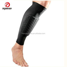 2015 Made in China pads leg sleeves protective knee support sleeves for Football,Basketball and other sport