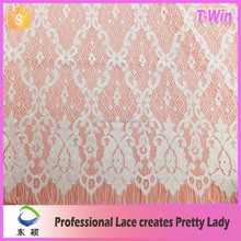manufacturer hot lace fabric/wholesale new african swiss voile lace/fashion white lace cocktail dress