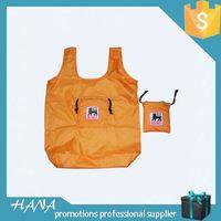 Customized Crazy Selling fashion smart foldable nylon bag