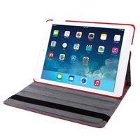 360 rotate tablet case for ipad pro case, for ipad case leather universal tablet case
