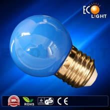 Good products Colored Beautiful Led Bulb RGB Led Lamp full color rotating lamp