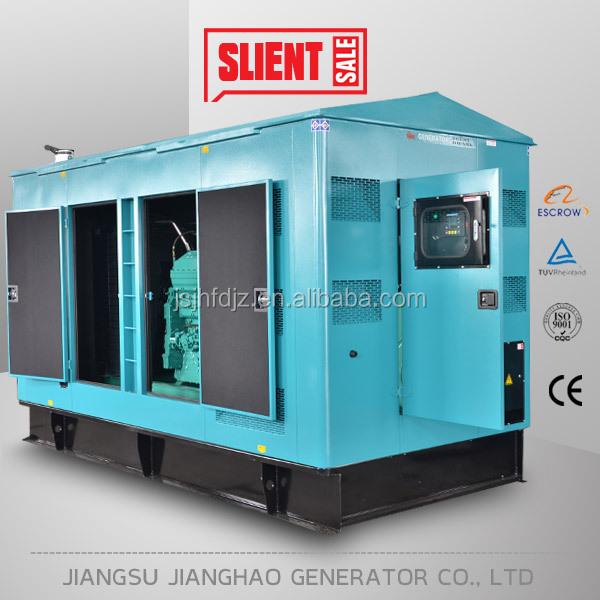 Звукоизоляцией премьер квт электрический дизельная генераторная установка двигателя с чумминс двигателя 250 kva дизель генератор цена