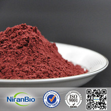 Natural Red Kojic Rice Powder with color value 2000