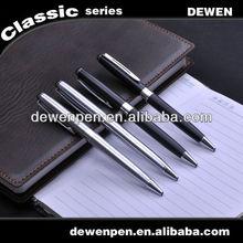 2013 dewen super quality metal pen twist mechanisms