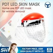 PDT equipment led skin rejuvenation mask led beauty light mask