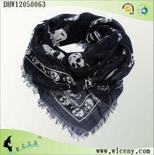 Hot sale new design korea muffler scarf