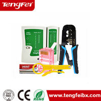 lan cable tester prices with rj45 connector ,cable cutting tool
