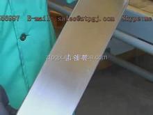 Barra lisa de aço inoxidável máquina de moer