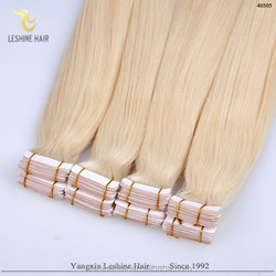 HOT!!! 2014 New Style High Quality 100% Remy skin bond adhesive