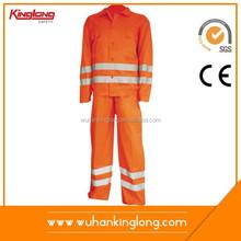 Fábrica venta al por mayor directa de seguridad ropa uniformes de guardias