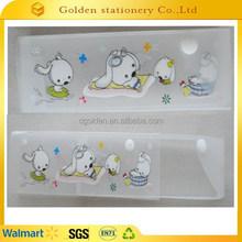 wholesale plastic custom printed pencil case