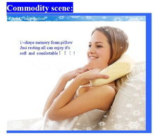 Top quality soft comfortable fashion airplane head pillow