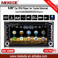 Toyota HILUX Avensis RAV4 TOYOTA HIGHLANDER Special Car DVD Player GPS Navigation BT FM AM Radio RDS USB SD 3g wifi usb host
