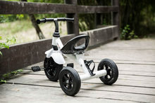 2015 baby trike with 3 big air wheels, move easy with clearl light, pass en71-3 fit for eu marketing
