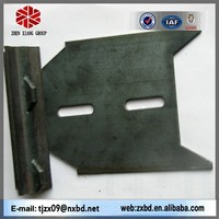 Low carbon steel Israel Y post fence post in middle east