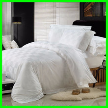 factory made 5 star double stitch combed cotton popular design hotel bed sheets set