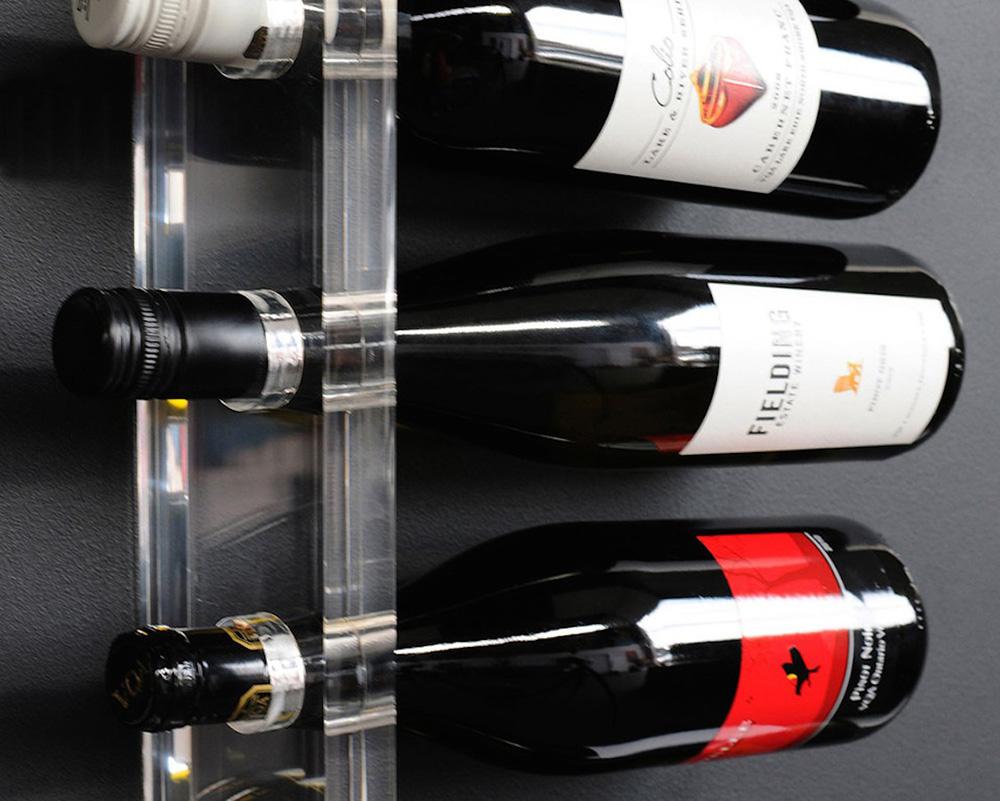 Mural d coratif porte bouteille de vin mont effacer - Porte bouteille vin mural ...