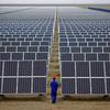 Cheap and high efficiency 3.4w mono solar panel / photovoltaic solar panel 300w 250w 100w