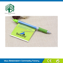 Pull Out Wholesale In China, Ad Banner Ball Pen, Swing Banner Pen