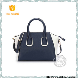 China supplier leather women handbag Europe women ladies bags handbags