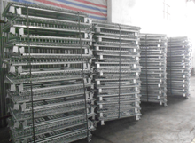 Evergreat Zinc-coated storage wire mesh cage