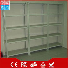 Colorful Powder Coated Slotted Steel Angle Shelf