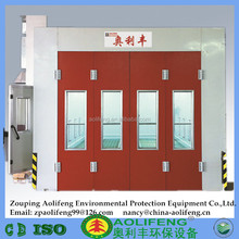 High Quality Car Spray Booth for Automotive Body Shops with Certificate of CE