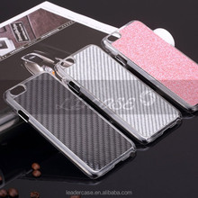 New 2015 cell phone cover carbon fiber case for iPhone 6
