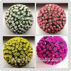 Casamento artificial bola de flores/bola para venda