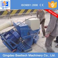Concrete movable shot blasting machine for concrete floor prep
