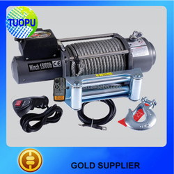 China supplier truck hydraulic winch cable tow truck winches for sale electric winch for 4x4