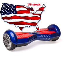 2015 USA warehouse hover board 2 wheels with bluetooth