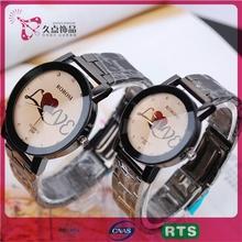 2015 New Custom Fashion Wholesale Couple lover wrist China Watch