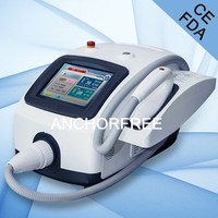 Radio Frequency Portable E-Light Beauty Machine For Spider Veins Removal