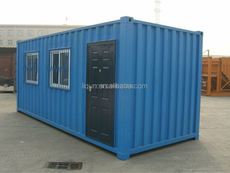 China Cheap Prefab Empty Shipping Container House Kits
