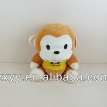 Direct Manufacturer plush toys big mouth monkey,monkey happy toy