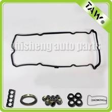 for used car QR20 engine valve cover gasket set fit , 13270-8H300 rocker cover gasket
