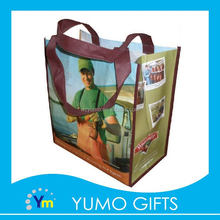 promotional shopping personality seafood non woven fabric bags
