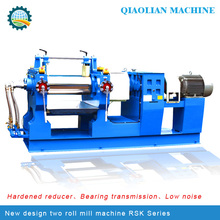 New Technology Two Roll Opening Mixing Machine / Mixing Roll Machine