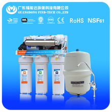 6 stages guangzhou ro water purifier