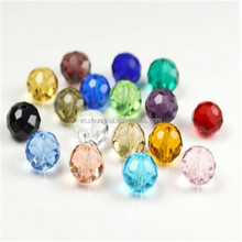 2015 new & beautiful Colorful string crystal bead