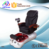 black beauty equipment pedicure massage chair with MP3