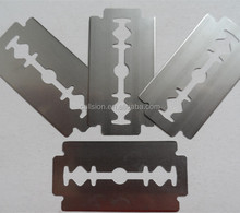 double sided stainless steel razor blades