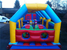 Inflatable playground/indoor outdoor games pictures