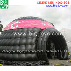 Best price professional high quality camping large inflatable tent for sale
