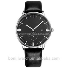 Round slim couple watches, lover watches, pair watches