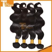 Guangzhou 7A Grade Human Hair Extensions 100% Unprocessed Original Brazilian Human Hair