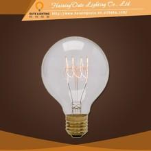 Rock bottom price decorative filament bulb 40w 60w