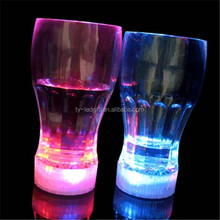 plastic led drinking cup led drinking plastic cup logo custom led cup