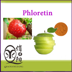 Natural cosmetics raw materials The apple peel extract phloretin New type of natural skin whitening agent